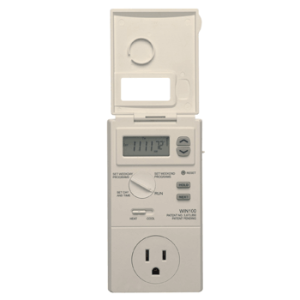 Lux WIN100 Heating & Cooling Programmable Thermostat