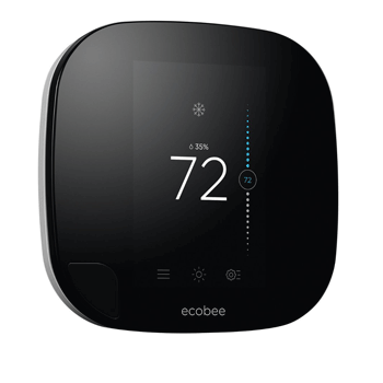 Ecobee3 Wi-Fi Thermostat with Remote Sensor