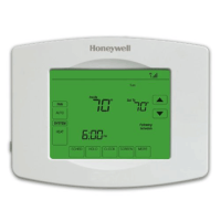 Honeywell RET97B5D1002/U Wi-Fi Programmable Touchscreen Thermostats